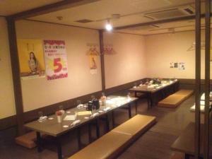 WordCamp Tokyo 2012 前夜祭会場内