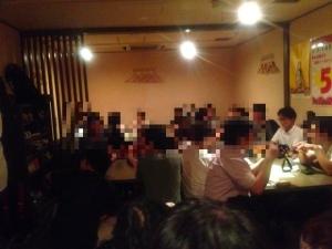 WordCamp Tokyo 2012 前夜祭開催中