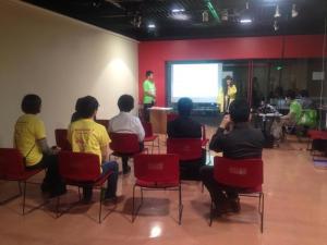 WordBench大阪ステージ・結構うまってます