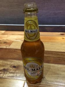 ペットボトルのビール