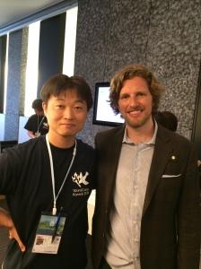 With Mr. Matt Mullenweg
